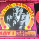 Discos de vinilo: BILL DEAL & THE RHONDELS MAY I DAY BY DAY MY LOVE GROWS SPAIN 1970 SINGLE . Lote 161132718