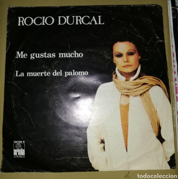 ROCÍO DURCAL - ME GUSTAS MUCHO (Música - Discos - Singles Vinilo - Solistas Españoles de los 70 a la actualidad)