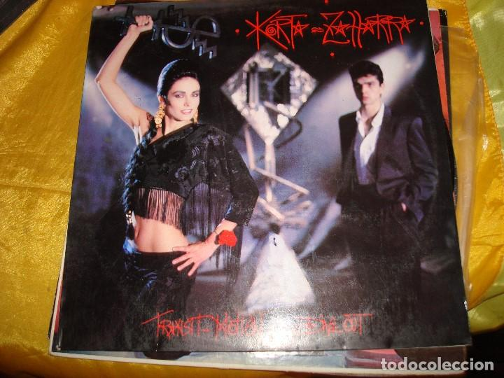 Discos de vinilo: HORTA ZAHARRA. TRANSIT MOTION. GRABACIONES ACCIDENTALES, 1985. MAXI-SINGLE . IMPECABLE (#) - Foto 1 - 161139910