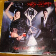 Discos de vinilo: HORTA ZAHARRA. TRANSIT MOTION. GRABACIONES ACCIDENTALES, 1985. MAXI-SINGLE . IMPECABLE (#). Lote 161139910