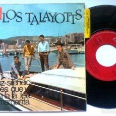 Discos de vinilo: LOS TALAYOTTS - SHA LA LA LA LEE - EP 1966 - POLYDOR. Lote 161147918