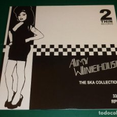 Vinyl records - AMY WINEHOUSE THE SKA COLLECTION LP - 161152994