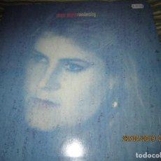 Discos de vinilo: ALISON MOYET - RAINDANCING LP - ORIGINAL INGLES - CBS 1987 CON FUNDA INT. ORIGINAL. Lote 161169502