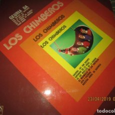 Discos de vinilo: LOS CHIMBEROS - GEURIA DA LP - ORIGINAL ESPAÑOL - ZAFIRO RECORDS 1974 - STEREO - MUY NUEVO (5). Lote 161170458