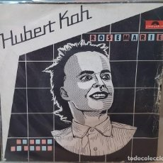 Discos de vinilo: SINGLE / HUBERT KAH / ROSEMARY - ROSEMARIE / 1982. Lote 161180030