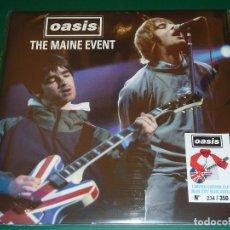 Discos de vinilo: OASIS THE MAINE EVENT DOBLE LP. Lote 161183386