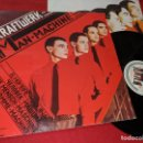 Discos de vinilo: KRAFTWERK THE MAN MACHINE LP 1978 SPAIN ESPAÑA. Lote 161183694