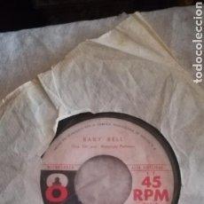 Discos de vinilo: ANTIGUO VINILO DE BABY BELL EDITADO EN VENEZUELA. Lote 161115842