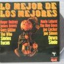 Discos de vinilo: LP. LO MEJOR DE LOS MEJORES. VARIOS. Lote 161196522