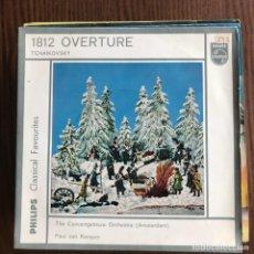 Discos de vinilo: TCHAIKOVSKY - 1812 OVERTURE - SINGLE PHILIPS UK . Lote 161197454