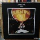 Discos de vinilo: JETHRO TULL - LIVE, BURSTING OUT - DOBLE LP. DEL SELLO CHRYSALIS 1978. Lote 161219074
