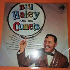 Discos de vinilo: BILL HALEY AND HIS COMETS LO MEJOR DEL ROCK & ROLL SPAIN 1967. . Lote 161220646