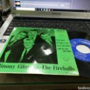 Discos de vinilo: JIMMY GILMER EP SUGAR SHACK + 3 ESPAÑA 1963. Lote 161223101