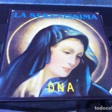 Vinyl-Schallplatten - DNA. LA SERENISSIMA (MAXI SINGLE) 1990 - 161231458