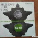 Discos de vinilo: MILES DAVIS ALL STARS - WALKIN´(LP) 1989 REEDICION JAY JAY JOHNSON HORACE SILVER. Lote 161237390