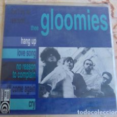 Disques de vinyle: THEE GLOOMIES – DON'T TRY TO RESOUND THEE GLOOMIES EP 6 TEMAS - GARAGE ROCK. Lote 161261666
