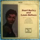 Discos de vinilo: PEARL BAILEY AND LOUIS BELLSON. EVEREST RECORDS ARCHIVE OF FOLK & JAZZ MUSIC, USA 1974 LP (FS 284). Lote 161265854