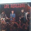 Discos de vinilo: LOS REBELDES CERVEZA, CHICAS Y...ROCKABILLY. Lote 161287446