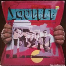 Discos de vinilo: SQUEEZE...6 SQUEEZE SONGS CRAMMED INTO ONE TEN-INCH RECORD.(A&M RECORDS 1979.) USA. Lote 161295178