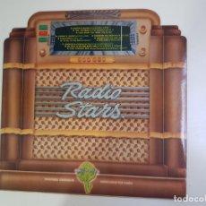 Discos de vinilo: RADIO STARS (VINILO). Lote 161296050