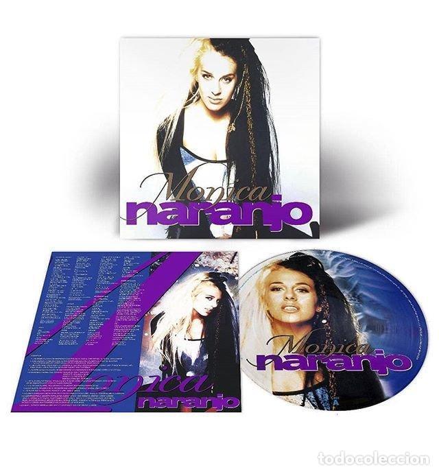 VINILO PICTURES COLLECTION MONICA NARANJO DEBUT (Música - Discos - Singles Vinilo - Grupos Españoles de los 90 a la actualidad)