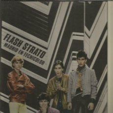 Discos de vinilo: FLASH STRATO MADRID EN TECNICOLOR. Lote 171316227