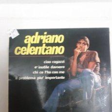 Discos de vinilo: 16269 - DISCO DE VINILO ADRIANO CELENTANO. Lote 161333570