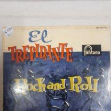 Discos de vinilo: 16270 - DISCO DE VINILO EL TREPIDANTE ROCK AND ROLL DE LOS TEEN TOPS. Lote 161333942