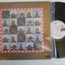 Discos de vinilo: QUEIMADA-LP CLAQUETA 1 2 3-1972-NUEVO. Lote 161335354
