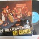Discos de vinilo: RAY CHARLES-LP EL INCOMPARABLE RAY CHARLES-1974-ESPAÑOL. Lote 161335846