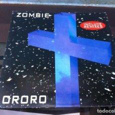Vinyl-Schallplatten - ORORO. ZOMBIE (MAXI SINGLE) 1994, ESPAÑA - 161339006