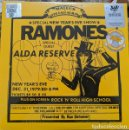 Discos de vinilo: RAMONES ‎– LIVE AT THE PALLADIUM, NEW YORK, NY (12/31/79). Lote 161344714