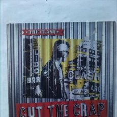 Discos de vinilo: THE CLASH CUT THE CRAP. Lote 161347306