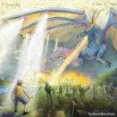 Discos de vinilo: 2XLP, GAT. VERDE LIMITED + 7. THE MOUNTAIN GOATS. IN LEAGUE WITH DRAGONS. (M/M). Lote 161347914