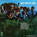 Discos de vinilo: VARIOUS ‎– BOY MEETS GIRL. Lote 161348970