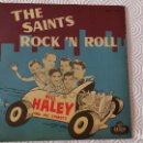 Discos de vinilo: EP DEL CANTANTE NORTEAMERICANO DE ROCK AND ROLL, BILL HALEY -EDICION INGLESA-. Lote 161357338