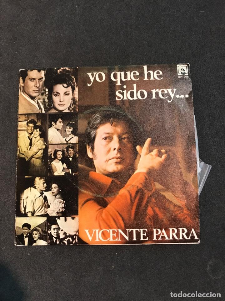 VICENTE PARRA SINGLE DE 1973 (Música - Discos - Singles Vinilo - Bandas Sonoras y Actores)