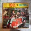 Discos de vinilo: LOS BEATNIKS - ROCK LATIN R'N'R ROCKABILLY LP ORIGINAL MEXICO 1960 VG-. Lote 161363158