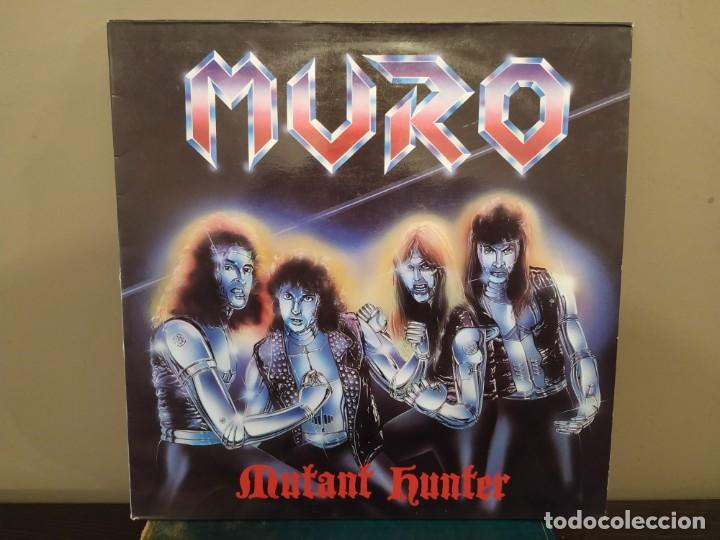 Discos de vinilo: MURO - MUTANT HUNTER + VENOM - TEMPLES OF ICE + RAVEN 2 LP LIVE - Foto 2 - 159444686