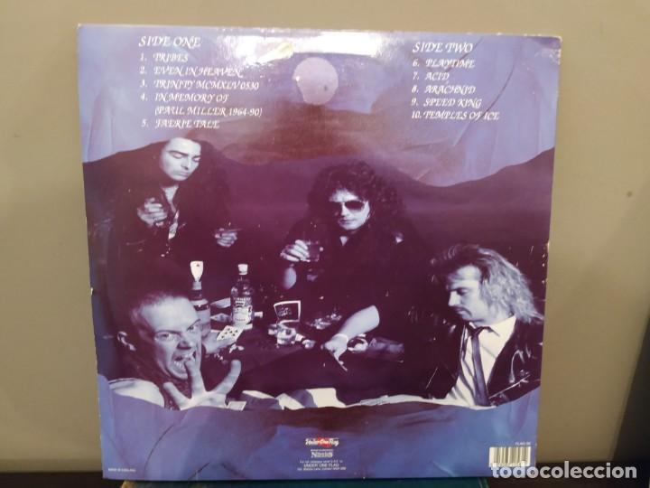 Discos de vinilo: MURO - MUTANT HUNTER + VENOM - TEMPLES OF ICE + RAVEN 2 LP LIVE - Foto 8 - 159444686