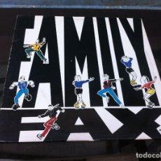 Vinyl-Schallplatten - FAMILY FAX (MAXI SINGLE) 1990 - 161375906