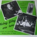 Discos de vinilo: MICKEY GILLEY ( MICKEY WAS HERE ) ''ORIGINAL EARLY ROCKERS'' . Lote 161379142