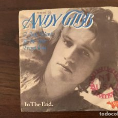 Discos de vinilo: ANDY GIBB ?– I JUST WANT TO BE YOUR EVERYTHING / IN THE END SELLO: RSO ?– 20 90 237 FORMATO: VINYL. Lote 161384754