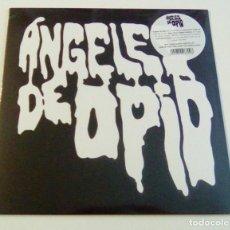 Discos de vinilo: ANGELES DE OPIO (LP 2016, NEW RECORDS NRC003, PSYCHEDELIC ROCK) PRECINTADO. Lote 161386630