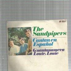 Discos de vinilo: SANDPIPERS. Lote 211965957