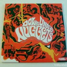 Discos de vinilo: DOWN UNDER NUGGETS: ORIGINAL AUSTRALIAN ARTYFACTS 1965-1967 VOL. 2 (LP FESTIVAL RECORDS) NUEVO. Lote 161389298