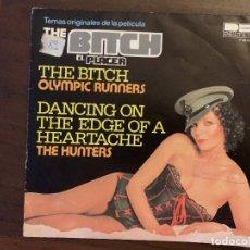 Discos de vinilo: THE BITCH / DANCING ON THE EDGE OF A HEARTACHE SELLO: DB BELTER ?– 1-10.088 FORMATO: VINYL, 7. Lote 161396082