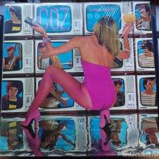 Discos de vinilo: COZ - MAS SEXY - LP - EPIC - ORIGINAL DE 1980. Lote 161401958