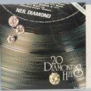 Discos de vinilo: LP. NEIL DIAMOND. 20 DIAMOND HITS. Lote 161408298