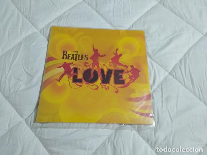 THE BEATLES / LOVE / LP DOBLE 33 RPM / PRECINTADO SIN EXTRENAR NUEVO (Música - Discos - LP Vinilo - Pop - Rock Extranjero de los 50 y 60)